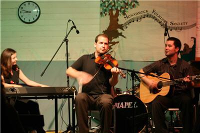 Mylene Ouellette, Troy MacGillivray, Brent Chaisson