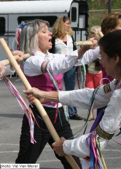 The Harrisville Morris Women