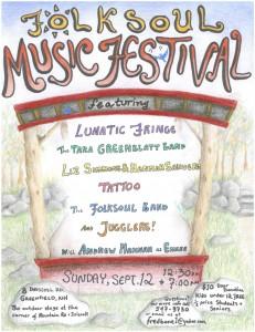 Folksoul Festival, Sept. 2010