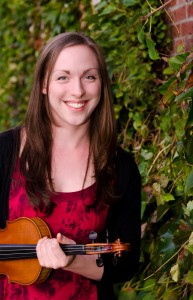 Fiddler Julie Metcalf
