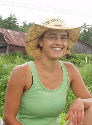 Caller and Farmer Rebecca Lay from Brattleboro, VT