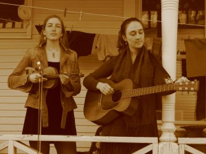 Mayfly Porch promo pic