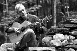 Keith Murphy with guitar