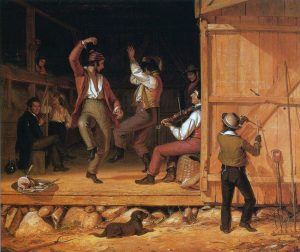 Dance of the Haymakers by William Sidney 1868