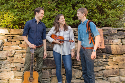 The Contra Dance Band Nova