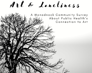 A Monadnock Community Survey about Public Health's Connection to Art