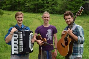 Spintuition Contra Dance Band